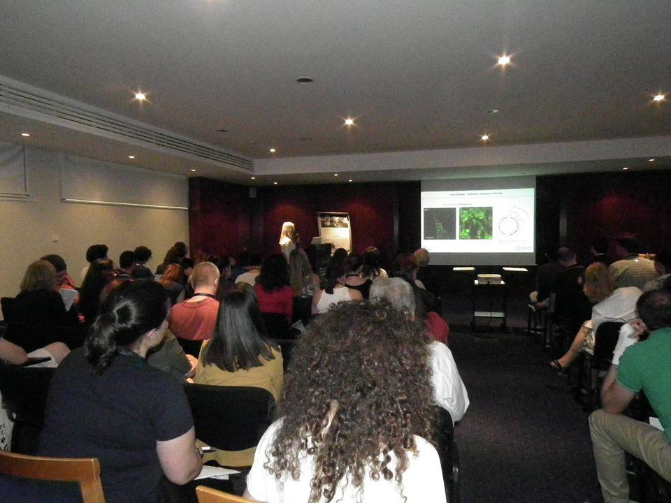 FEBS 2017 Advanced Lecture Course on Oncometabolism: From Conceptual Knowledge to Clinical Applications - Sala durante a apresentação de Trabalhos