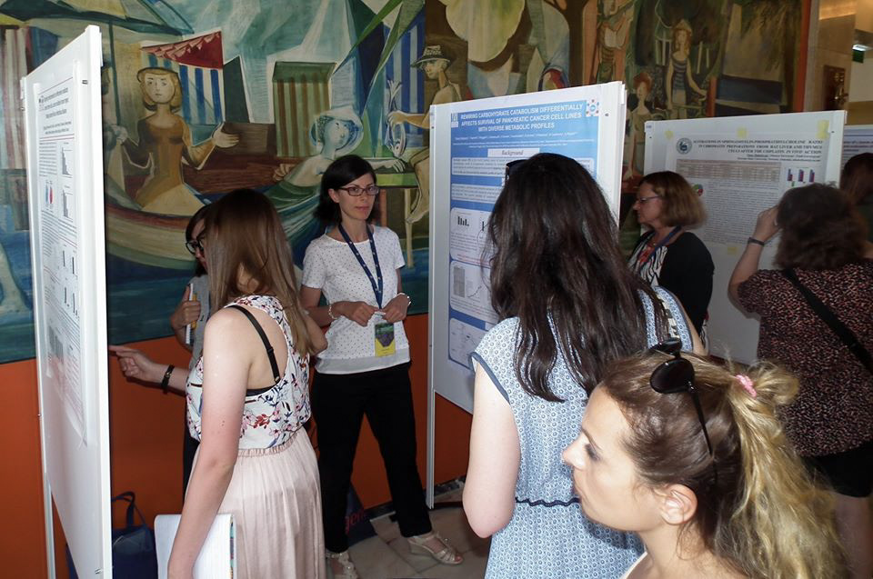 FEBS 2017 Advanced Lecture Course on Oncometabolism: From Conceptual Knowledge to Clinical Applications - Apresentação de Posters