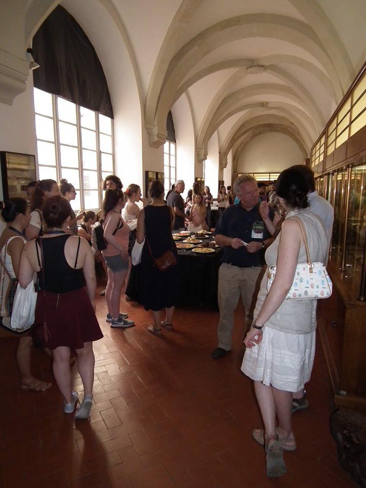 FEBS 2017 Advanced Lecture Course on Oncometabolism: From Conceptual Knowledge to Clinical Applications - Programa Social: visita à Universidade de Coimbra - Departamento de Ciências da Vida
