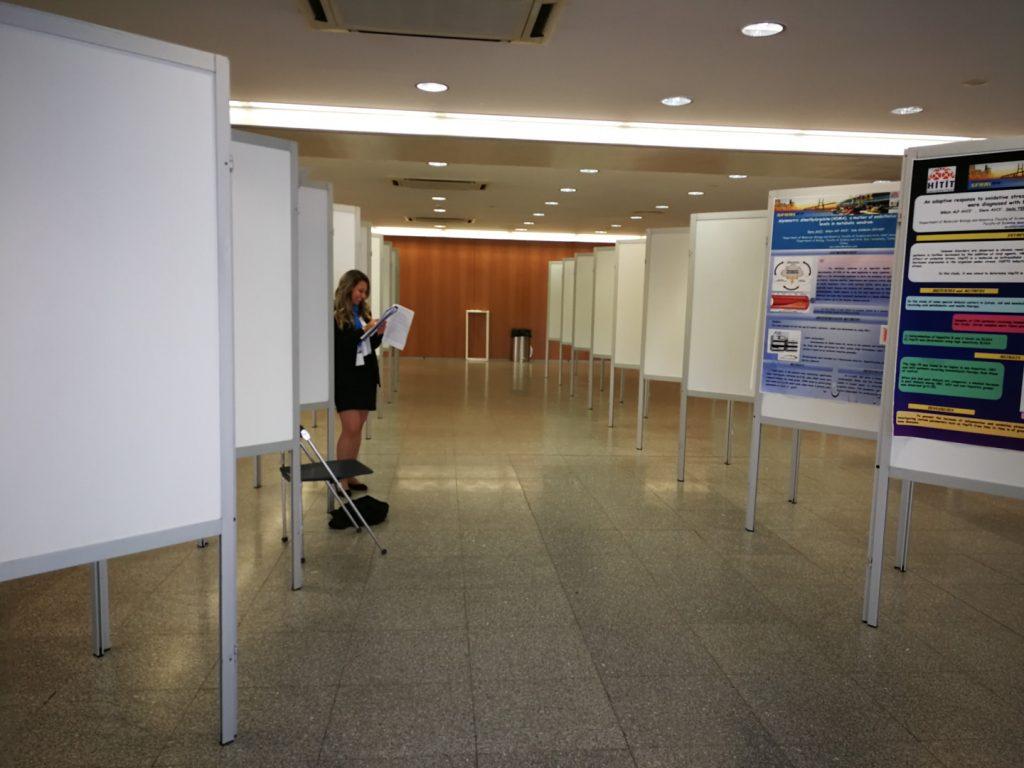 SFRRI 2018 - Controle dos Painéis para Apresentação de Posters