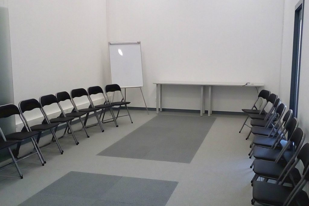 Sala de Formação Aberta