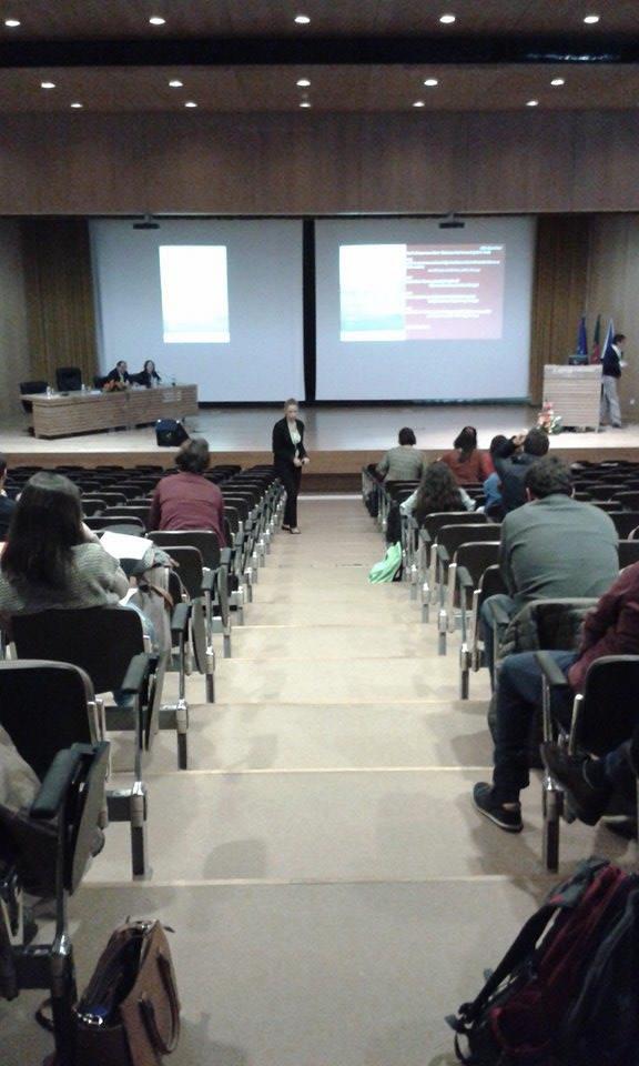 I Congress UBI-HSR - Auditório do Pólo de Ciências da Saúde durante o Evento