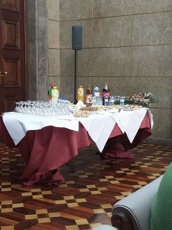 I Congress UBI-HSR - Catering durante o Evento