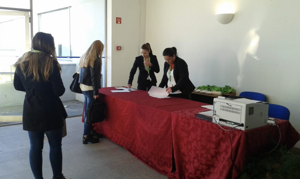I Congress UBI-HSR - Acreditação durante o Evento