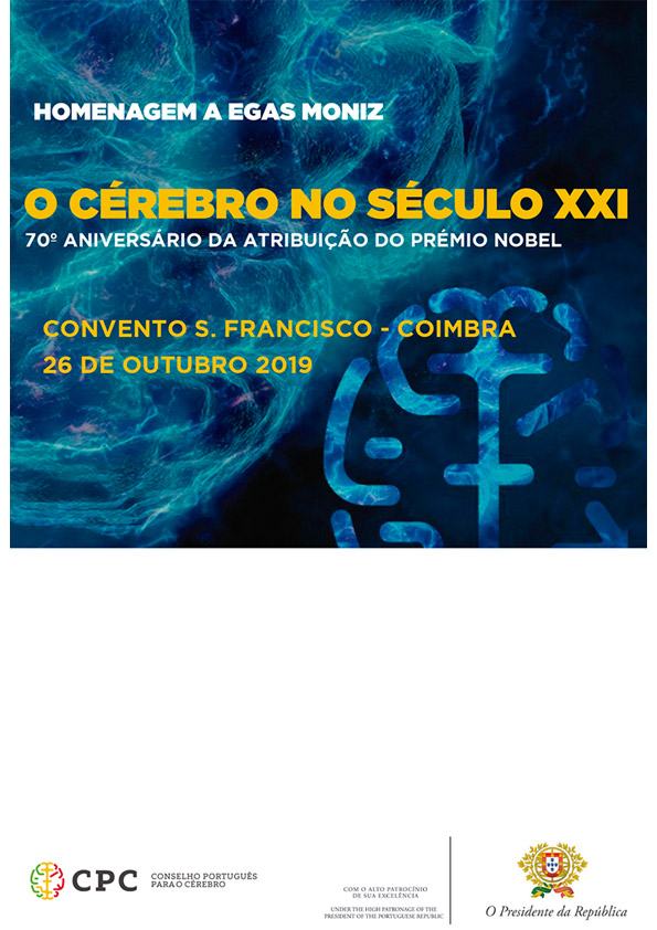 "Crachá do Fórum ""O Cérebro no Século XXI"""