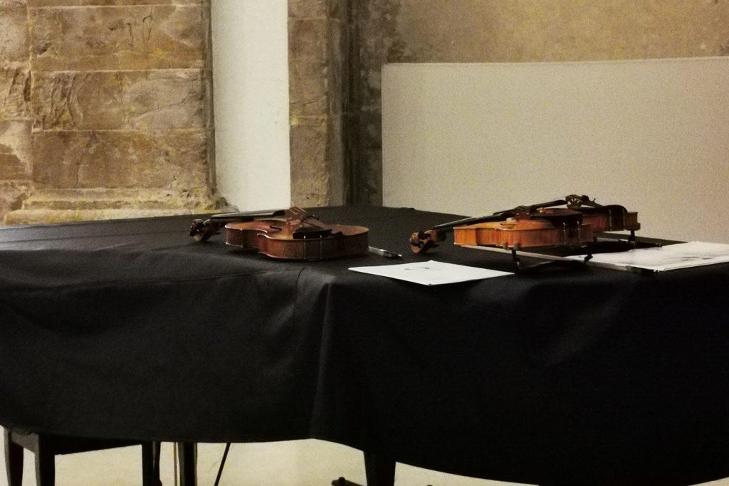 """Fórum – """"O Cérebro no Século XXI"""" - Cerimónia de Encerramento - Concerto: """"O Cérebro e a Música"""" pelo Quarteto de cordas da Orquestra Clássica do Centro"""