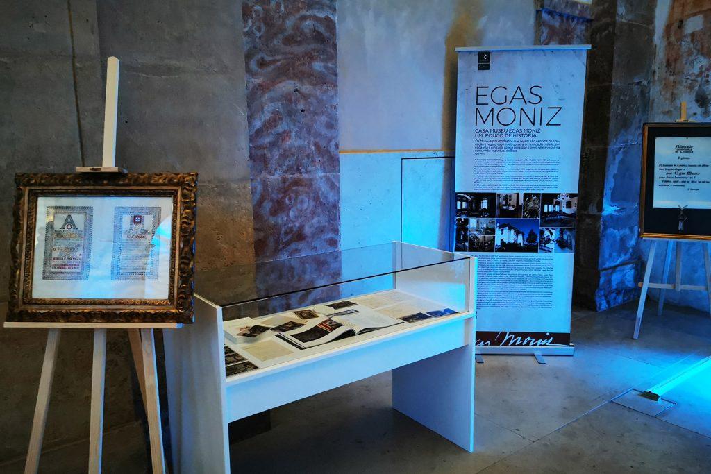 """Fórum – """"O Cérebro no Século XXI"""" - Exposição """"Egas Moniz: um olhar"""" – Casa Museu Egas Moniz. Em homenagem a Egas Moniz pelo 70º Aniversário da atribuição do Prémio Nobel"""