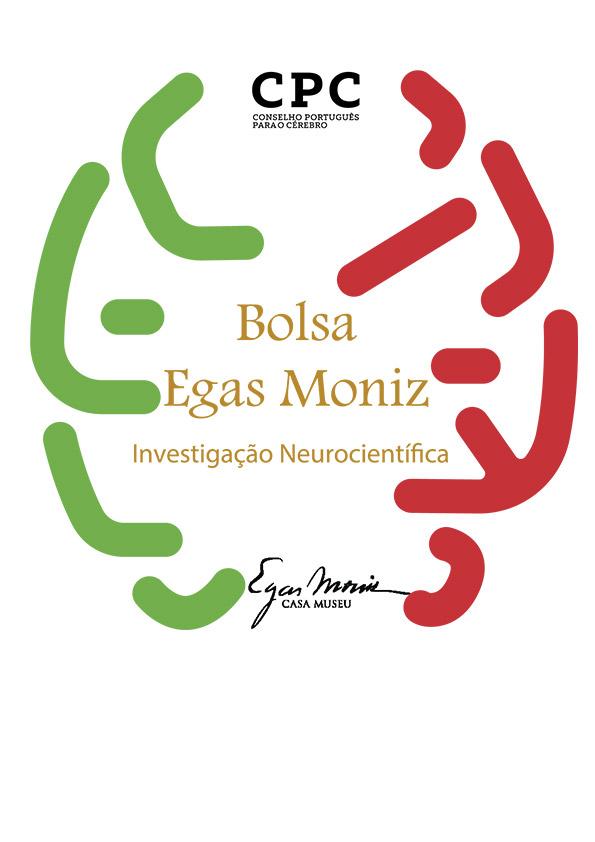 """Fórum """"O Cérebro no Século XXI"""" - Logotipo da Bolsa Egas Moniz"""