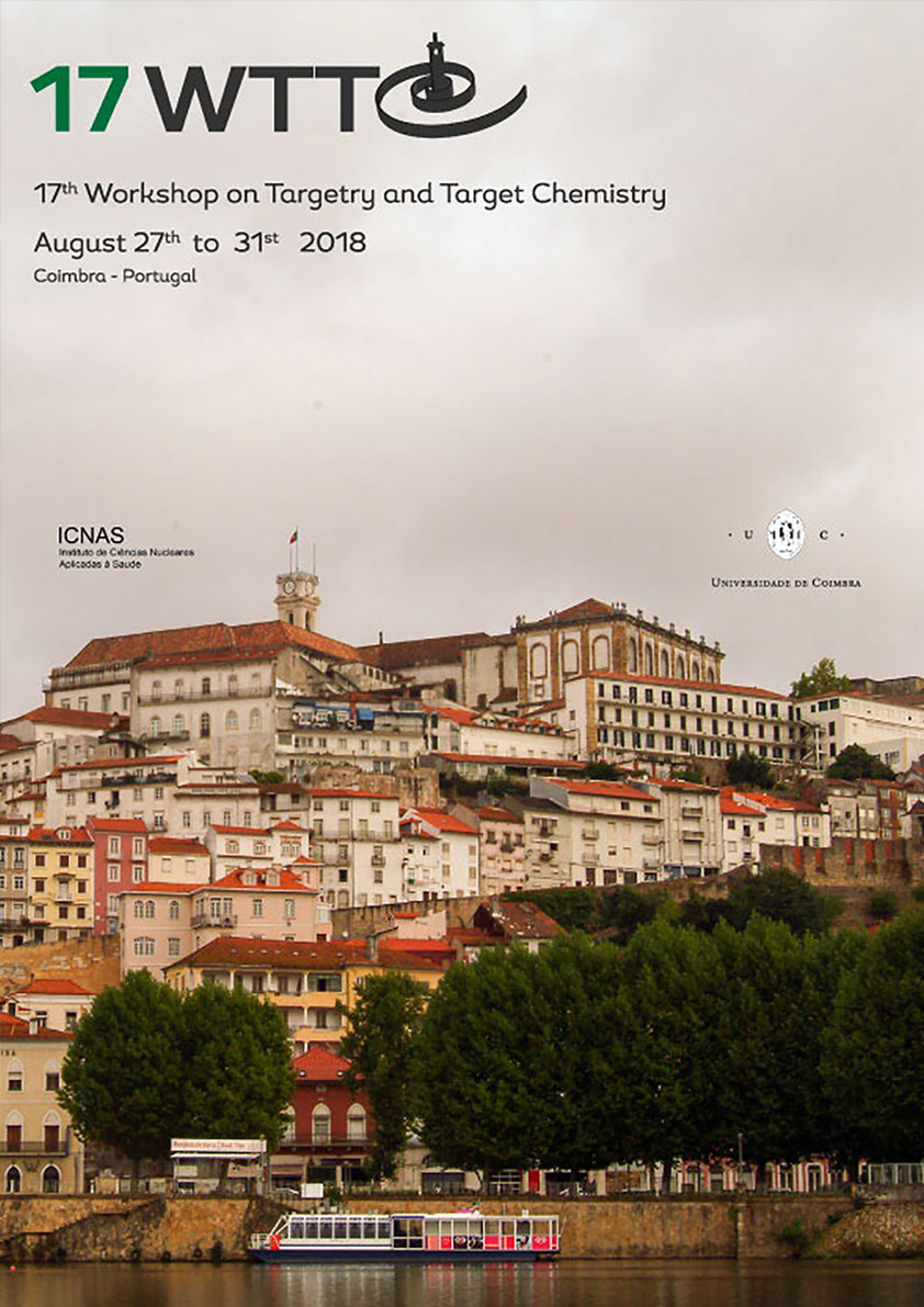 17th WTTC - organizado em 2018 por Organideia